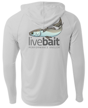 Load image into Gallery viewer, Mullet Youth Long Sleeve Hood - LiveBait.com