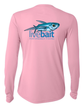 Load image into Gallery viewer, Women's Flying Fish Long Sleeve - LiveBait.com