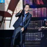 Alejandro Sanz | Latin Billboards | Designer Sebastien James