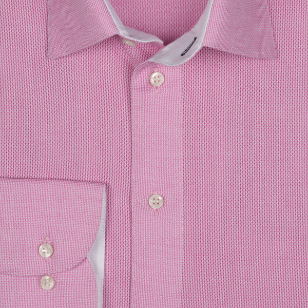 Gary Shirt Cotton - Pink