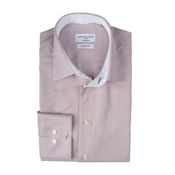 James Cotton Shirt - Beige