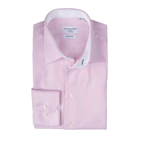 James Cotton Shirt - Pink