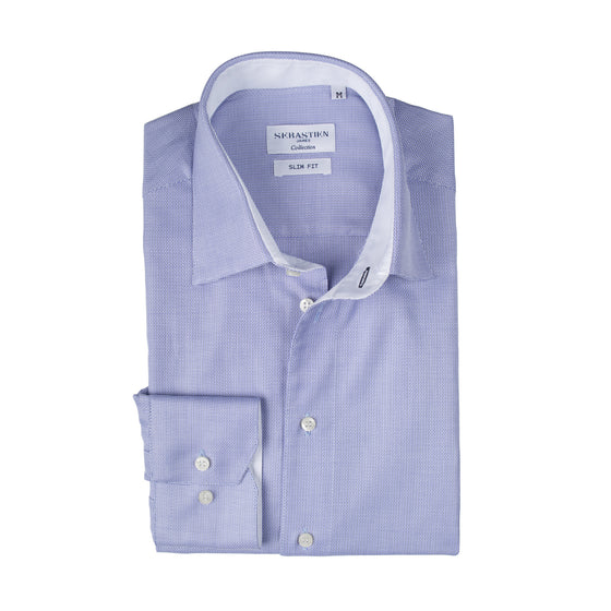 James Cotton Shirt - Lavender