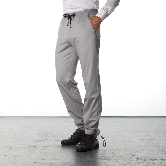 Jogger Pants Cotton - Grey