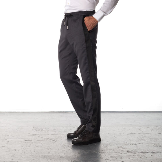 Chandal Pants - Grey