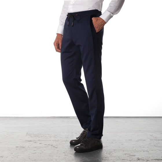 Chandal Pants - Blue