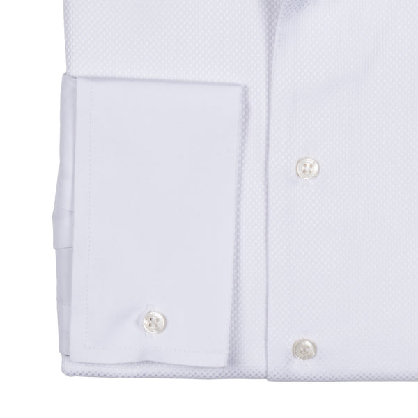 Tuxedo Performance Stretch Shirt Standard - White