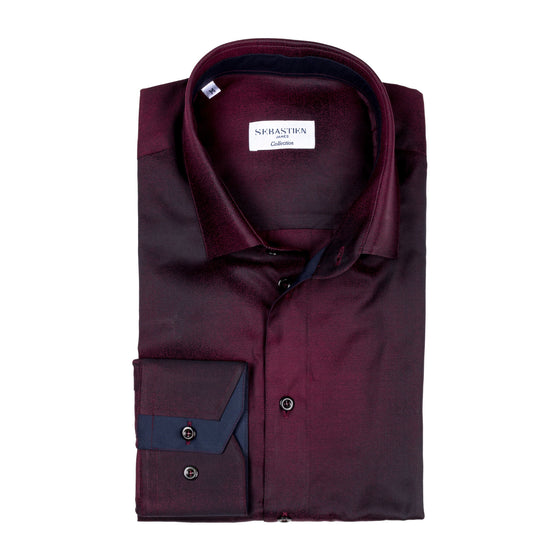 James Cotton Shirt - Red Fade