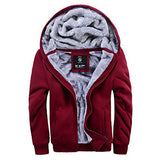 Men's Hiking Fleece Jacket Winter Outdoor Windproof Anatomic Design Stretchy Softness Winter Fleece Jacket Single Slider Ski / Snowboard Ice Skating Camping / Hiking / Caving Black / Red / Blue / Grey