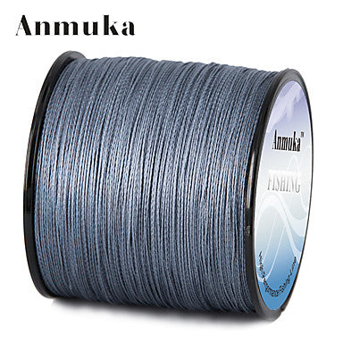 PE Braided Line / Dyneema / Superline 500M / 550 Yards Nylon 120LB 0.7 mm Sea Fishing Fly Fishing Bait Casting / Spinning / Carp Fishing / General Fishing / Trolling & Boat Fishing
