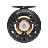 Ice Fishing Reel Fly Reel 2:1 Gear Ratio+3 Ball Bearings Hand Orientation Exchangable Fly Fishing