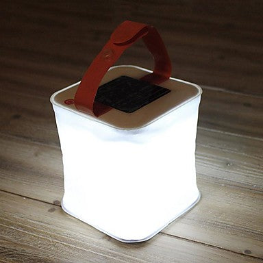 LuminAID Lanterns & Tent Lights Waterproof LED Emitters Waterproof Foldable Solar Powered New Design Inflatable Camping / Hiking / Caving White