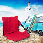 Camping Chair Camping Slacker Chair Multifunctional Portable Lightweight Quick Dry Oxford cloth for 1 person Fishing Beach Camping Travel Autumn / Fall Spring Black Fuchsia / Foldable