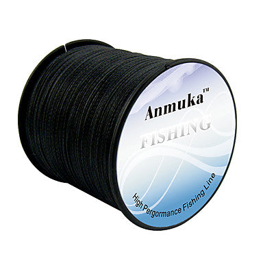 PE Braided Line / Dyneema / Superline Fishing Line 1000M / 1100 Yards PE 80LB 70LB 60LB 0.1-0.5 mm Jigging Sea Fishing Fly Fishing / Bait Casting / Ice Fishing / Spinning / Jigging Fishing