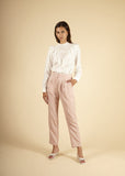 Frnch women pants f10775