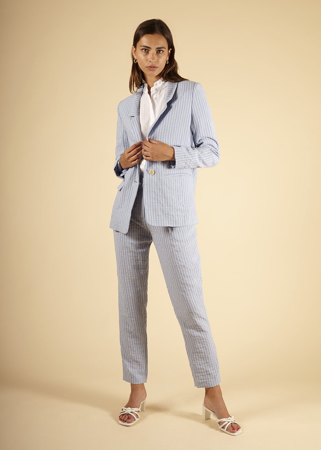 Frnch women blazer F10779