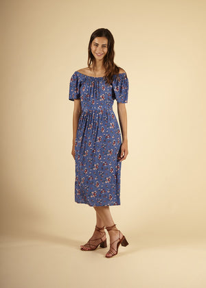 Frnch women Aise dress F10808