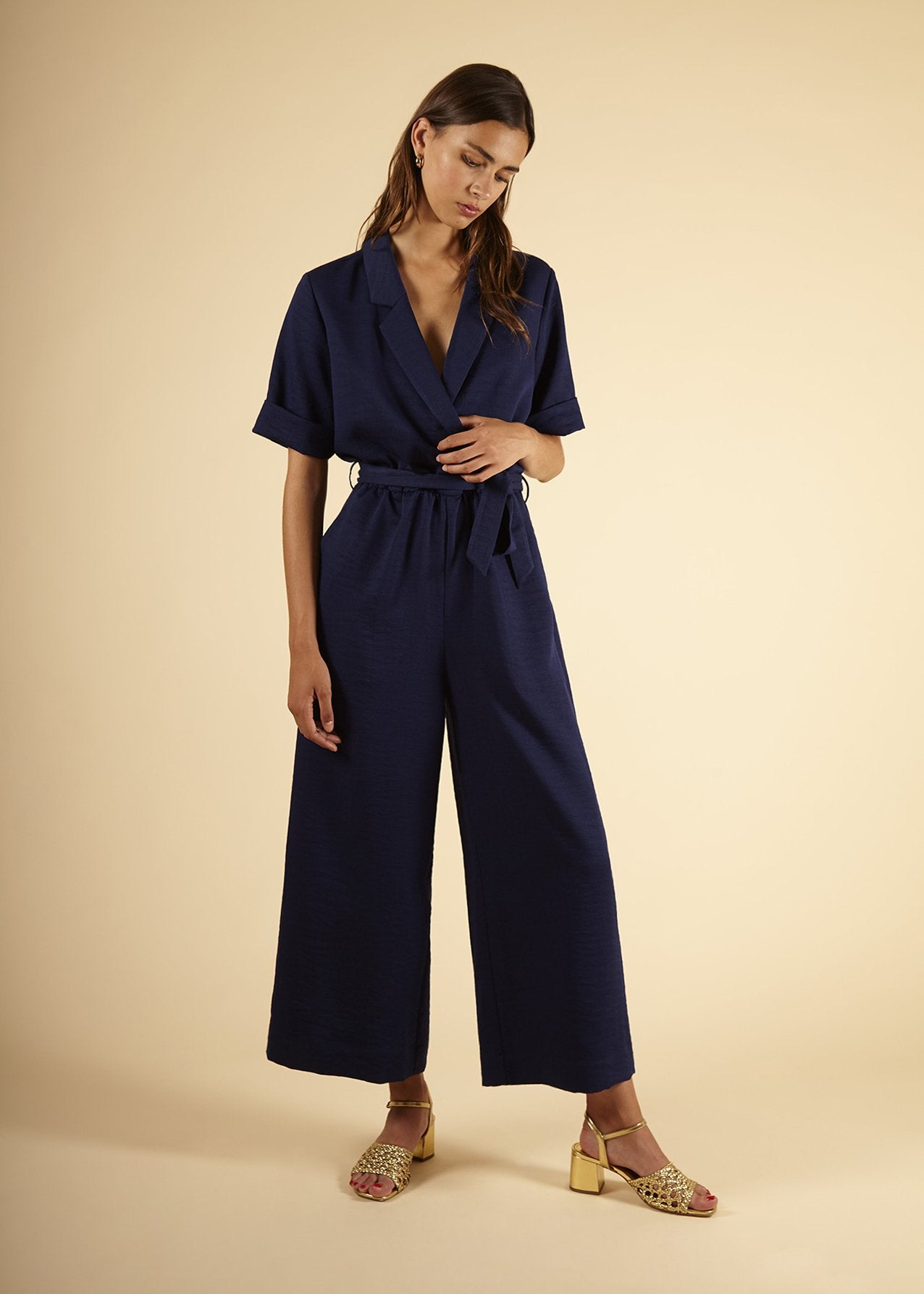 Frnch women Manola jumpsuit F10812