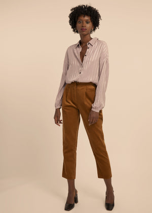 Frnch F11059 Paolina pants marron