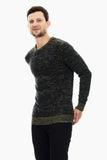 Garcia men's sweater GS010933 khaki