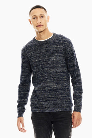 Garcia men's sweater V01244 blue