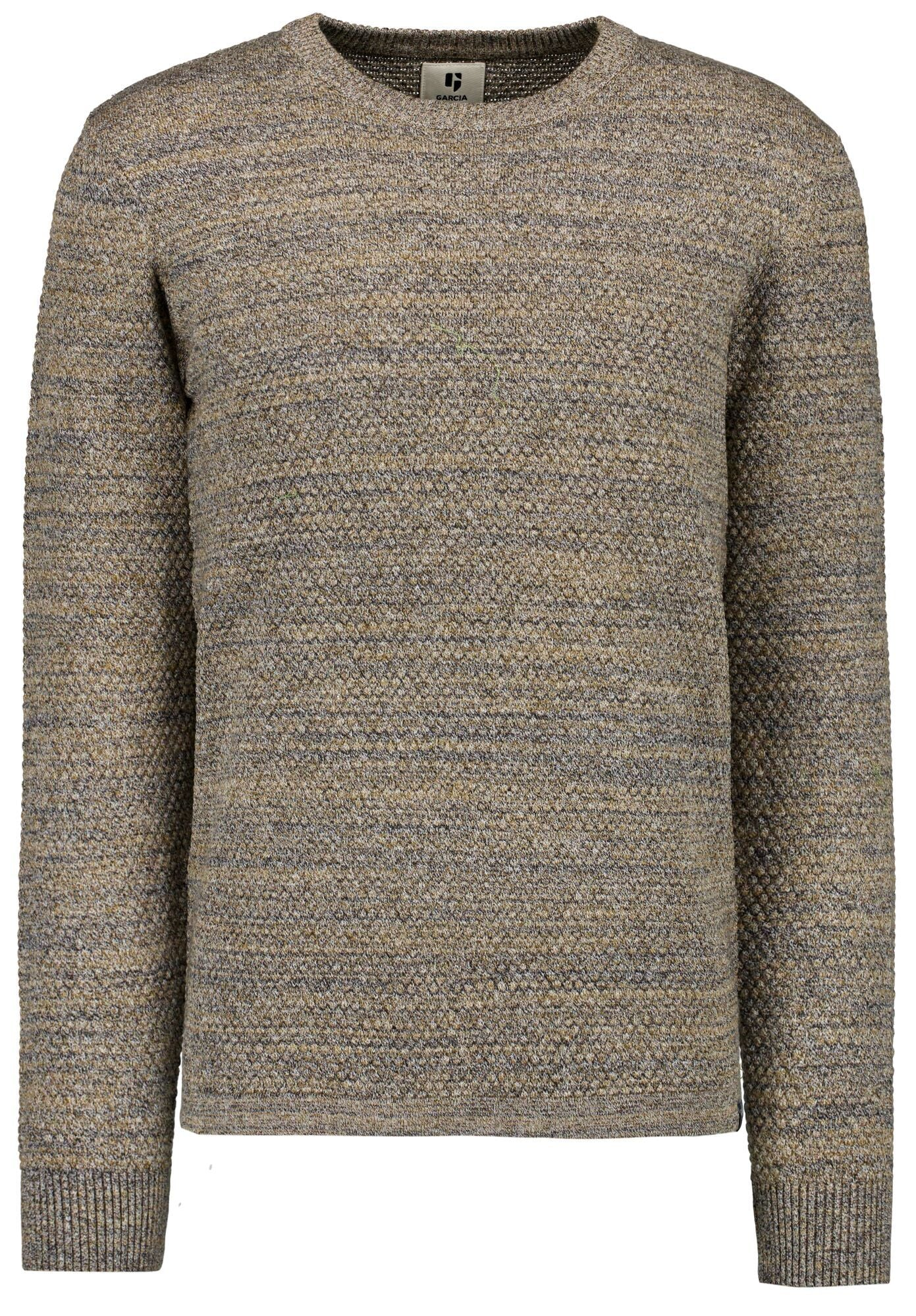 Garcia men's sweater V01244 amber