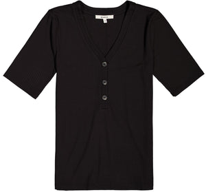 Garcia t-shirt GS100301 black
