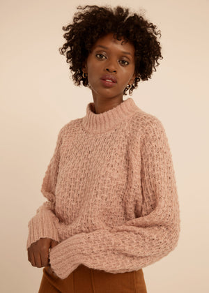 Frnch MS20-58 Norhen sweater nude