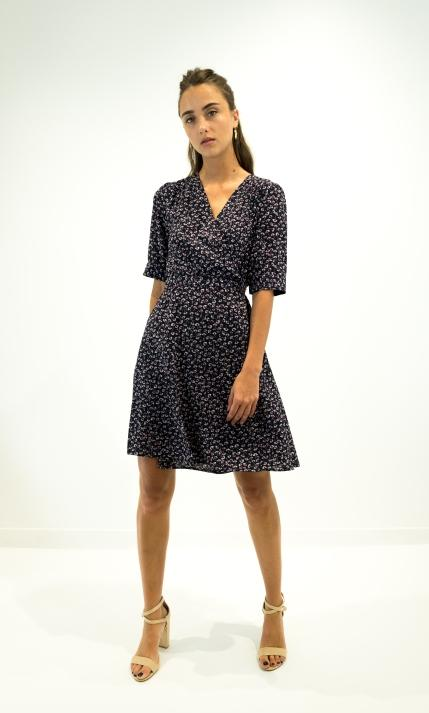 See u soon women dress navy 20122157