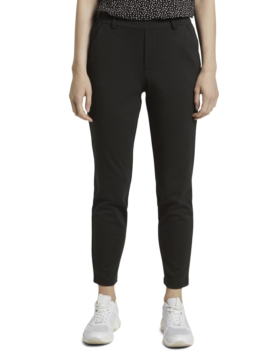 Tom Tailor 1021175 woman's pants black