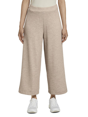Tom Tailor oatmeal comfy pants 1021397