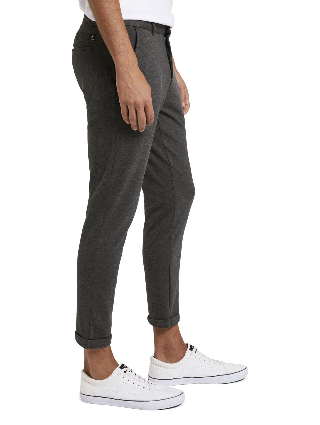 Tom Tailor charcoal pants 1020453
