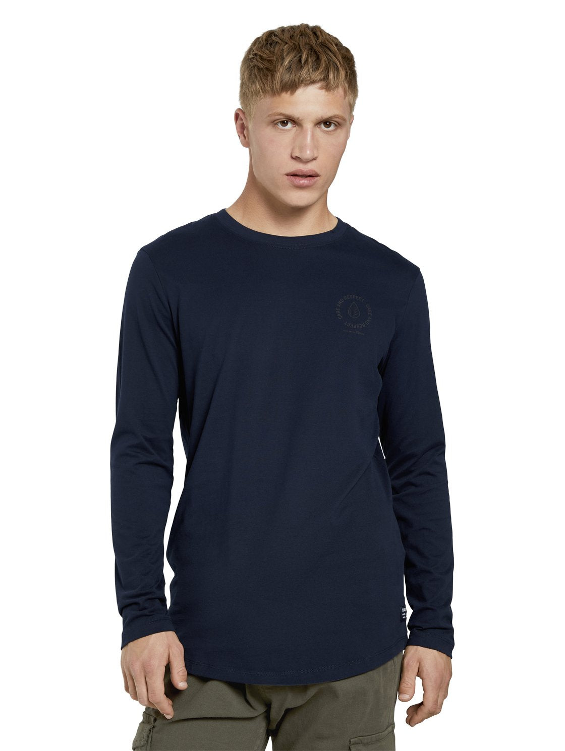 Tom Tailor 1021900 t-shirt navy