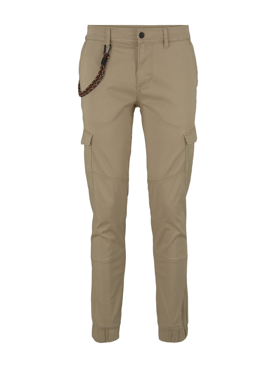 Tom Tailor men's cargo jogger 1020454 sand