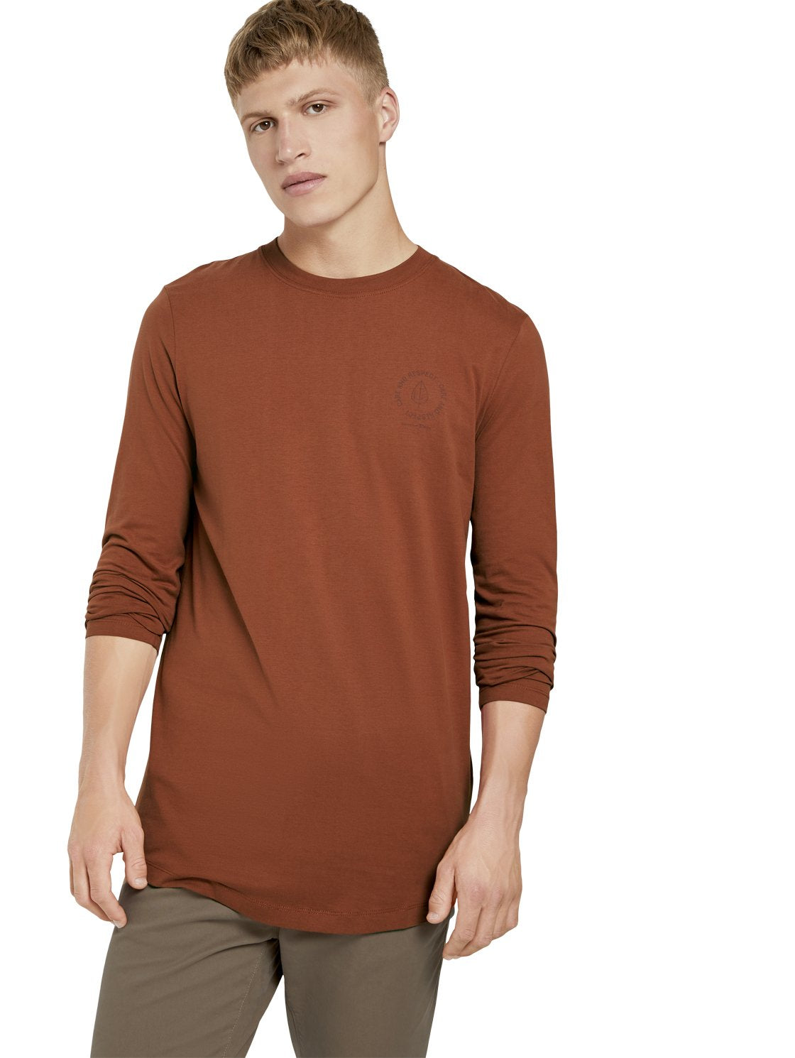 Tom Tailor 1021900 t-shirt orange