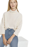 Tom Tailor cream sweater 1022061