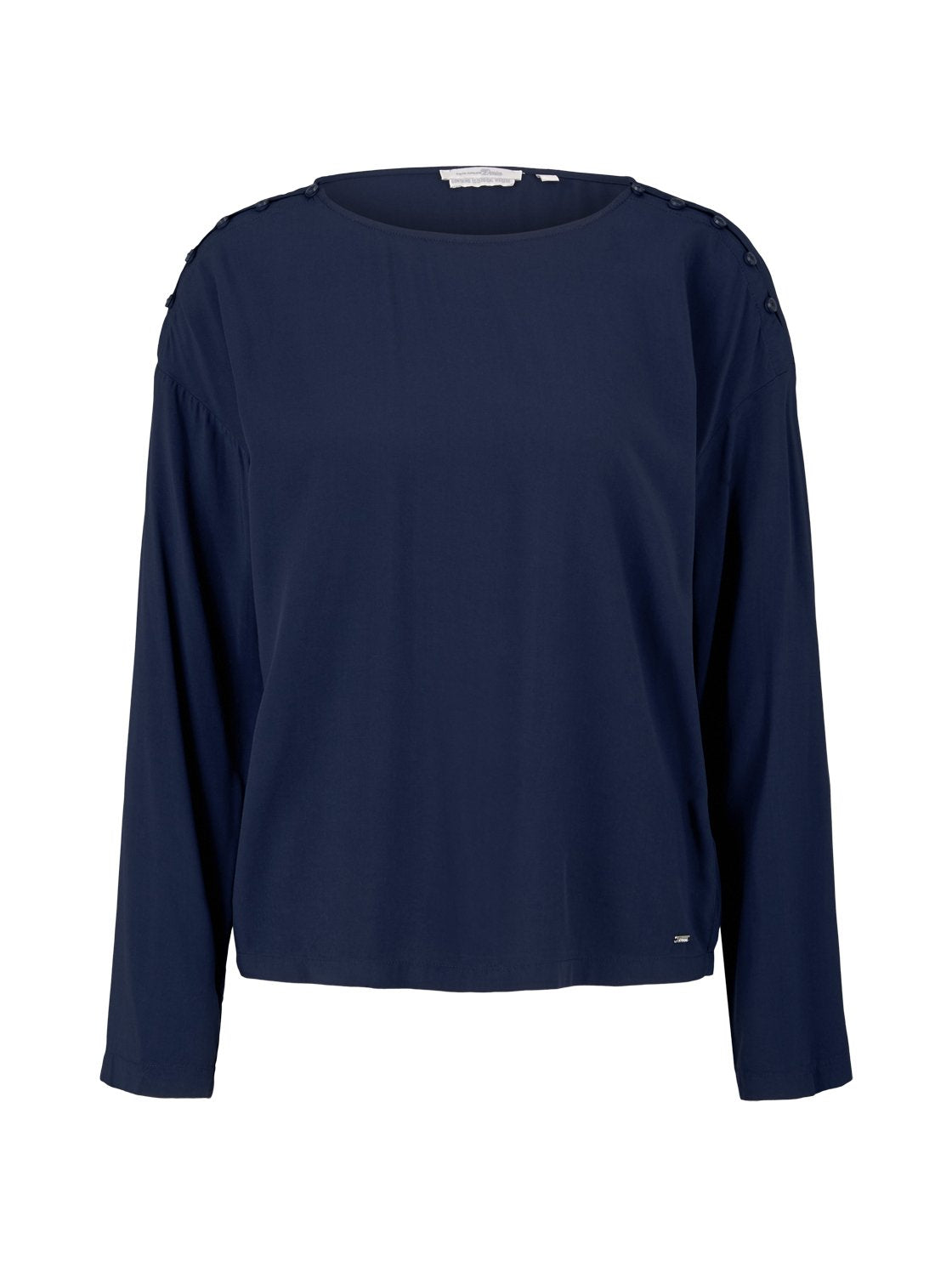 Tom Tailor navy blouse 1023019