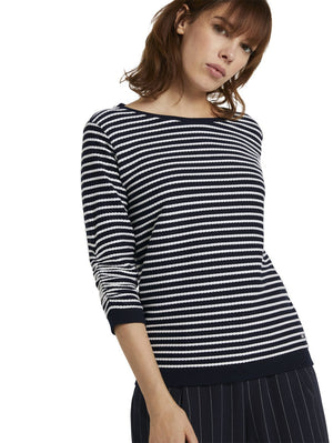 Tom Tailor navy sweater 1022961