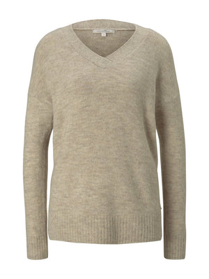 Tom Tailor 1021144 sweater natural