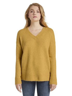 Tom Tailor 1021144 sweater yellow