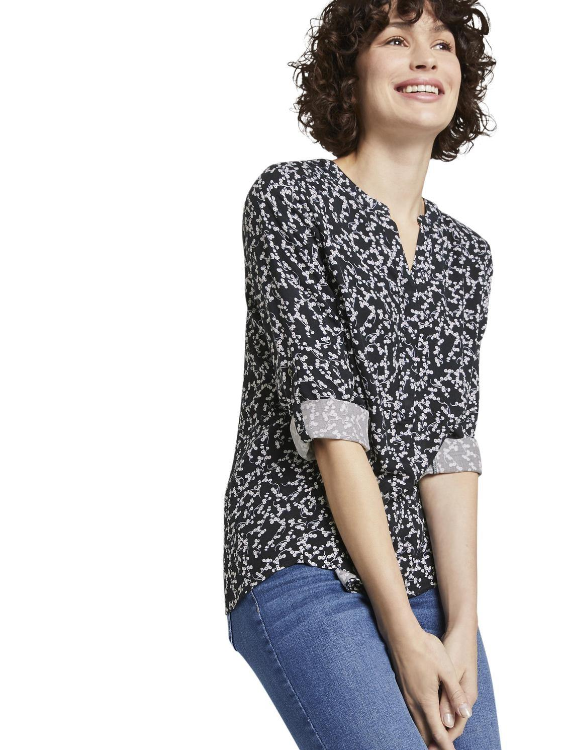 Tom Tailor women blouse 1016188