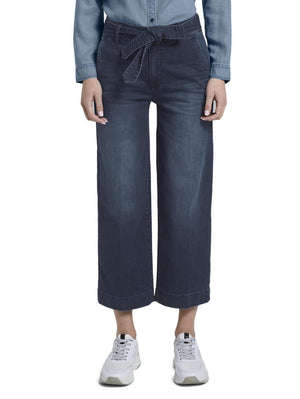 Tom Tailor women paperbag denim pants 1017062