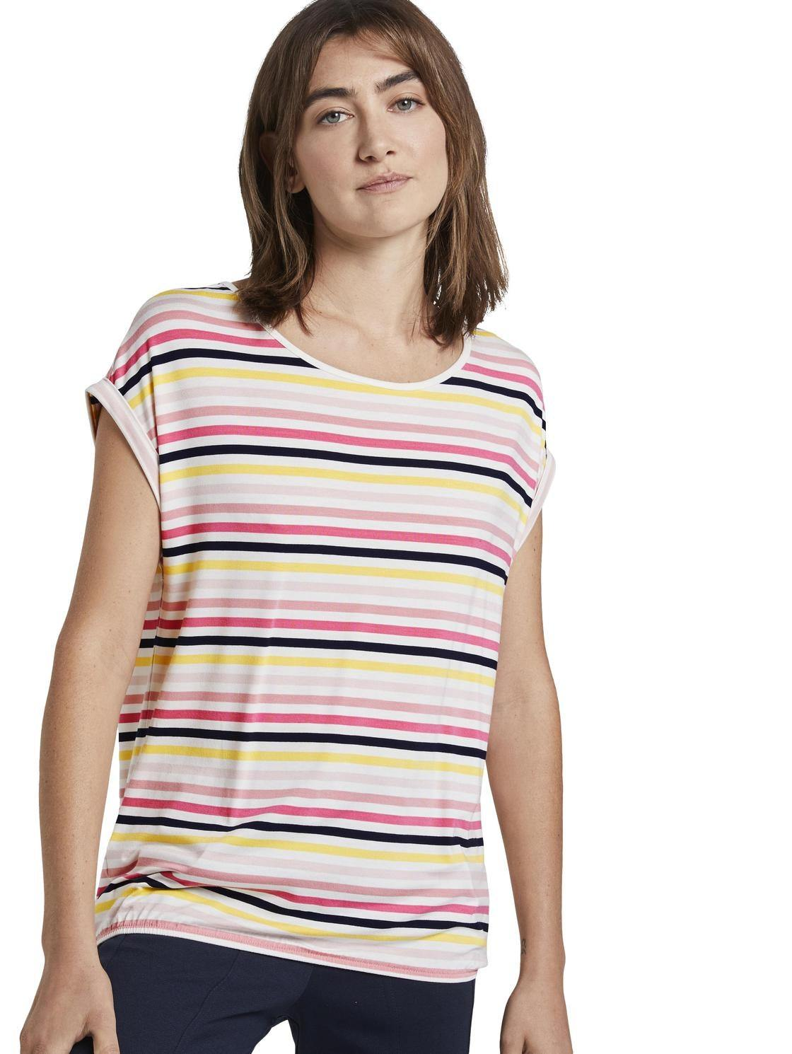 Tom Tailor women t-shirt 1017095