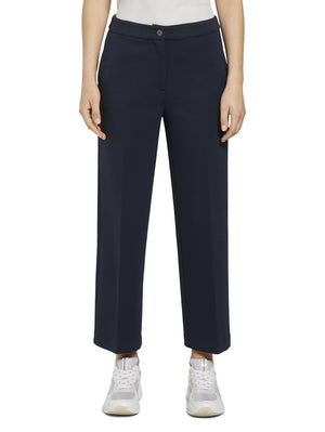 Tom Tailor navy trousers 1021675