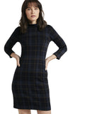 Tom Tailor 1022657 dress plaid