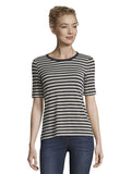 Tom Tailor striped t-shirt sand 1021607