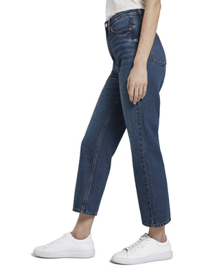 Tom Tailor Kate straight denim dark blue 1022528