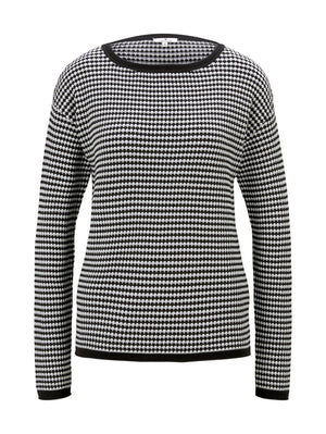 Tom Tailor black sweater 1022221