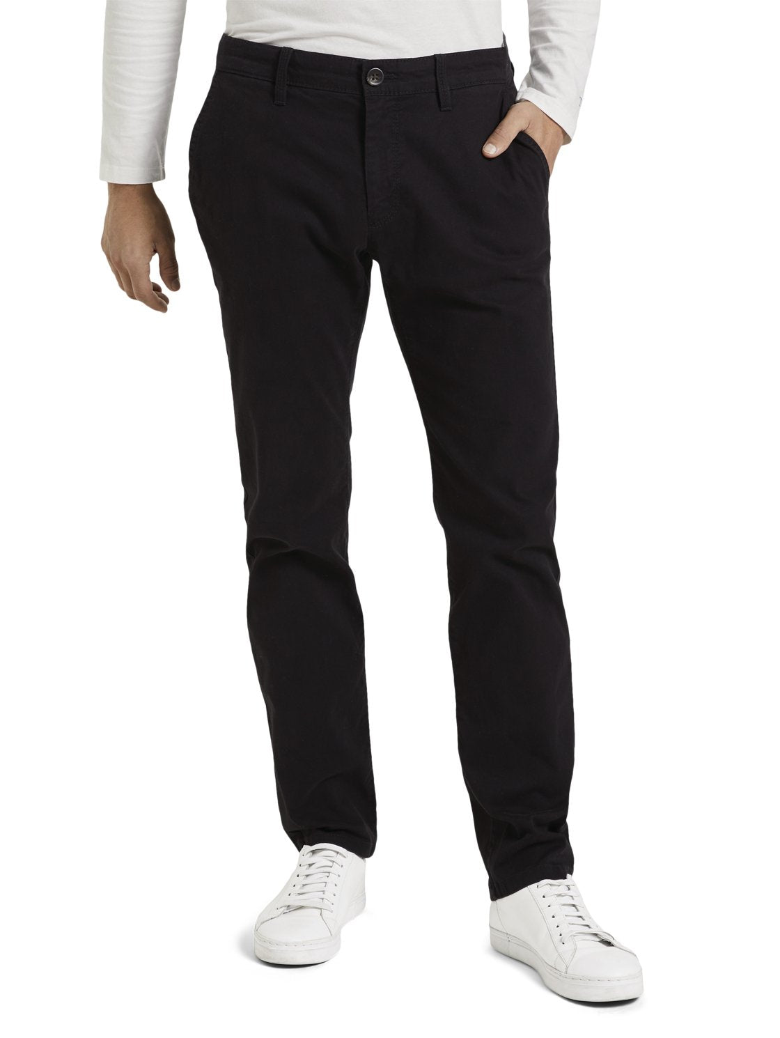 Tom Tailor Travis black pants 1021915