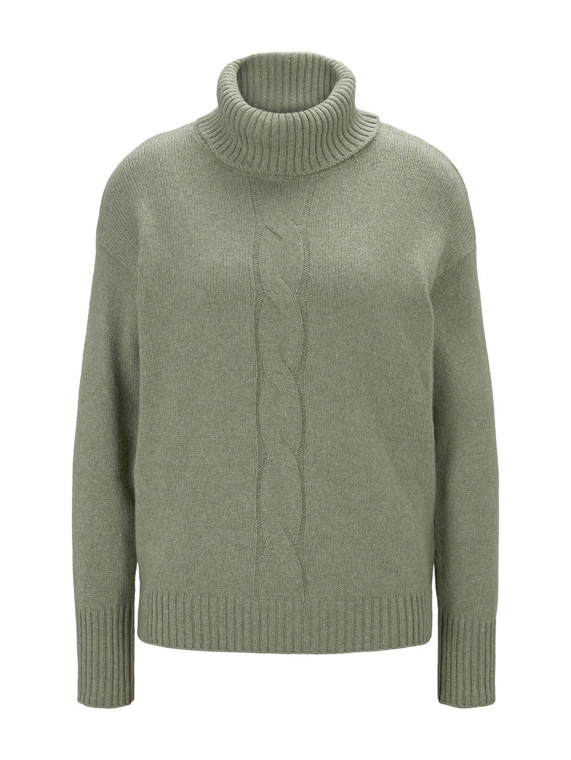 Tom Tailor green sweater 1023001